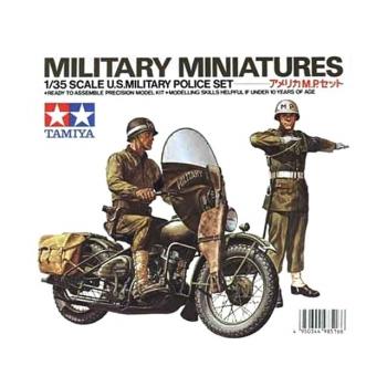 1/35 TAMIYA US Military Police set