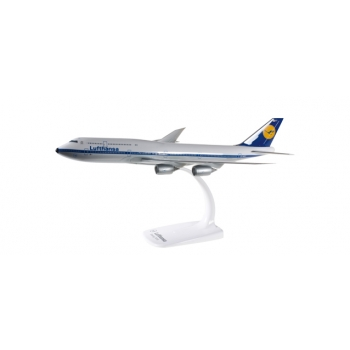 1/250 B747-8 Lufthansa Retrojet Snap-Fit