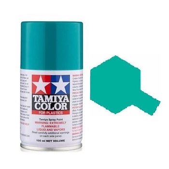 TAMIYA TS Cobalt Green Spray