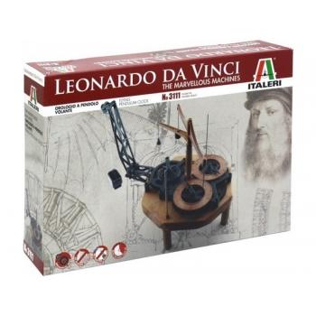 Leonardo Da Vinci lendleva pendliga kell