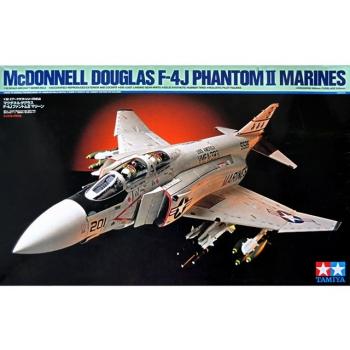1/32 TAMIYA F-4J Phantom II Marines