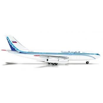 1/500 Siberia Airlines Ilyushin IL-86