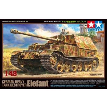 1/48 TAMIYA Elefant German Heavy Tank Destroyer