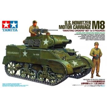 1/35 TAMIYA Howitzer Motor Carriage M8