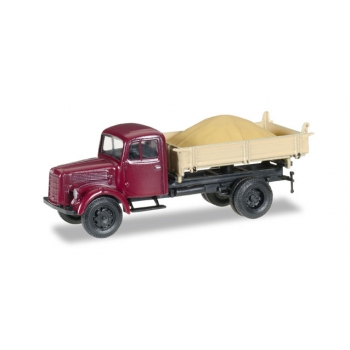 1/87 Mercedes-Benz L 3000 pick-up truck with load  HERPA