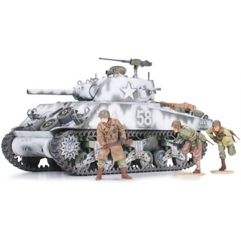 1/35 TAMIYA M4A3 Sherman 105mm Howitzer - Assault Support