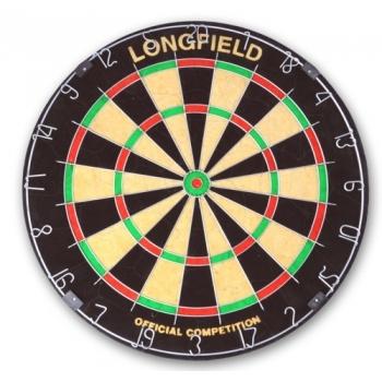 Noolelaud Longfield Staple free Bull Bristle :: Longfield Games