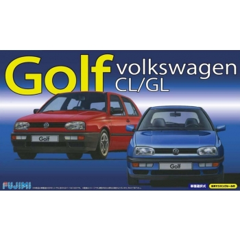 1/24 FUJIMI Volkswagen Golf CLGL