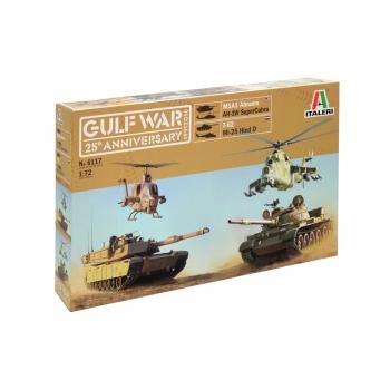 1/72 ITALERI GULF WAR 25th ANNIVERSARY - BATTLE SET