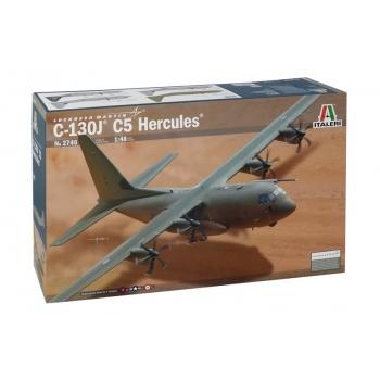 1/48 C-130J C5 HERCULES Italeri