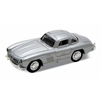 1/87 Mercedes-Benz 300 SL Hõbedane VOLLMER