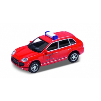 1/87 Porsche Cayenne Turbo Tuletõrje VOLLMER