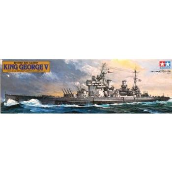 1/350 TAMIYA - HMS King George V