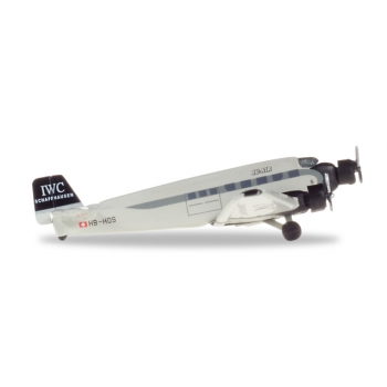 "1/500 Ju-Air Junkers Ju-52 ""IWC""- HB-HOS"