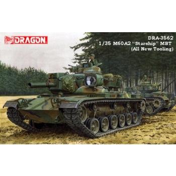 1/35 DRAGON M60A2 Starship