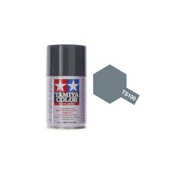 TAMIYA TS-100 SG BRIGHT GUN METAL Spray