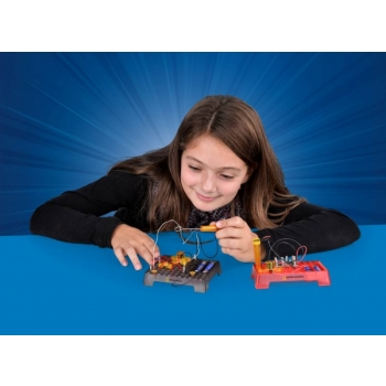 NATIONAL GEOGRAPHIC Science Kit: The Reflex Barrier & The hot Wire