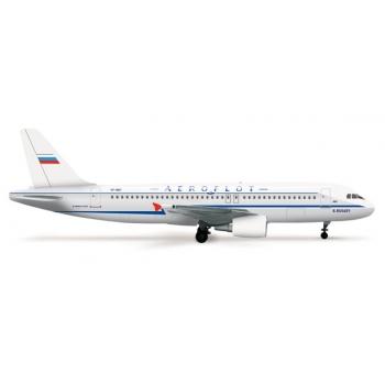 1/500 Aeroflot Retrojet Airbus A320