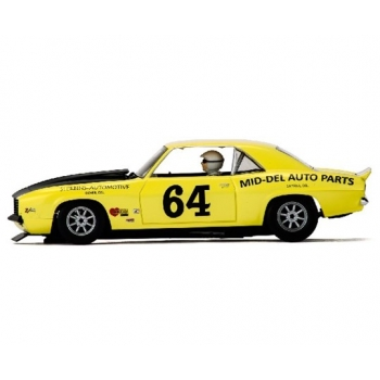 1/32 Scalectrix - CHEVROLET CAMARO 1969 TRANS AM