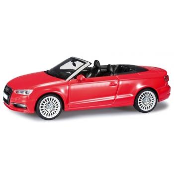 1/43 Audi A3® Cabrio, brilliant red HERPA