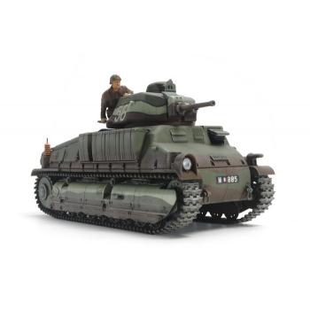 1/35 TAMIYA French Medium Tank SOMUA S35