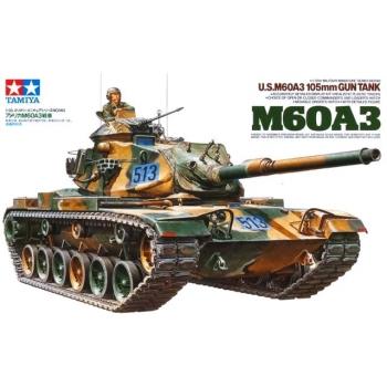 1/35 TAMIYA U.S. M60A3