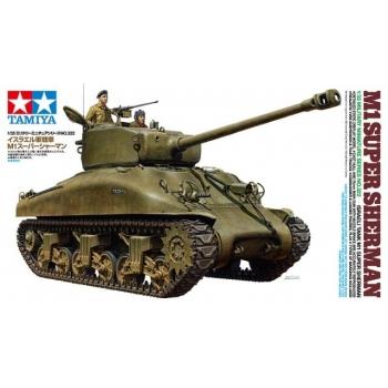1/35 TAMIYA M1 Super Sherman