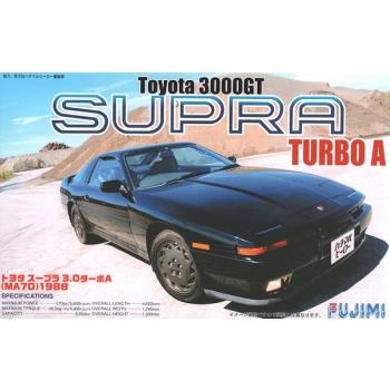 1/24 Fujimi Toyota Supra 3000 GT Turbo A
