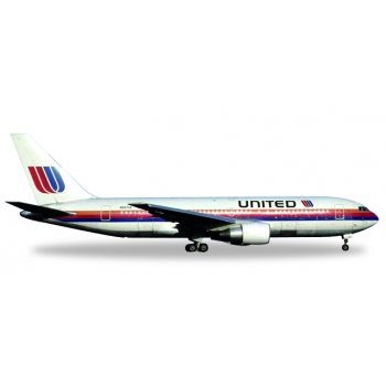 1/500 United Airlines Boeing 767-200