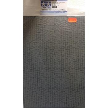 Kivisillutis tekstuur v2 maketile Tamiya
