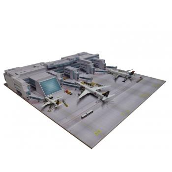 1/500 Munich Airport Zentralbereich / Central Plaza