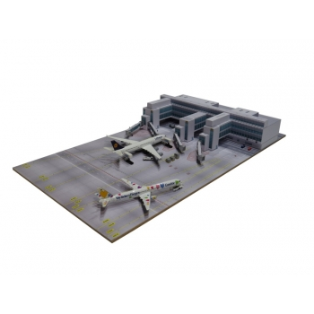1/500 Munich Airport - Mittelsektionen Nord & Süd / North & South Midsections