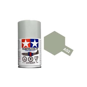 TAMIYA AS-2 LIGHT GRAY spray