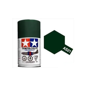 TAMIYA AS-21 DARK GREEN 2(IJN) spray