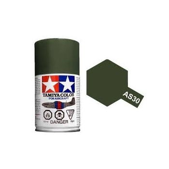 TAMIYA AS-30 DARK GREEN 2(RAF) spray
