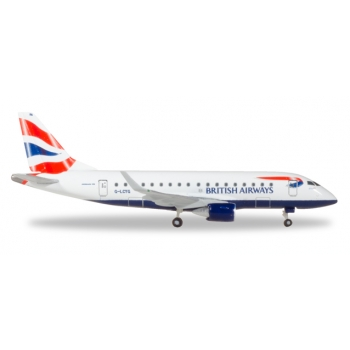 1/500 British Airways Cityflyer Embraer E170 - G-LCYG