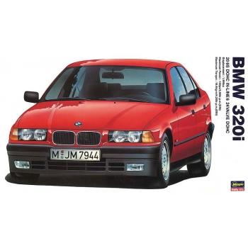 1/24 HASEGAWA BMW 320i