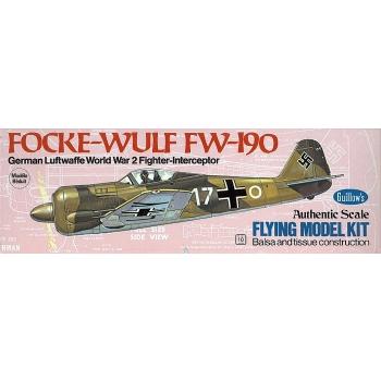 Guillow's Focke-Wulf FW-190