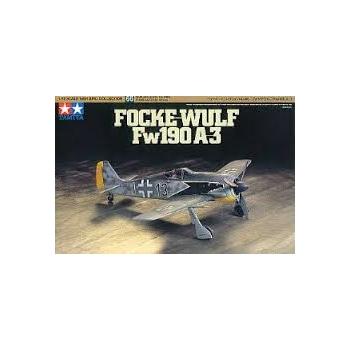 1/72 Focke-Wulf Fw 190 A-3 TAMIYA