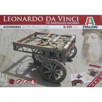 Leonardo Da Vinci iseliikuv vanker