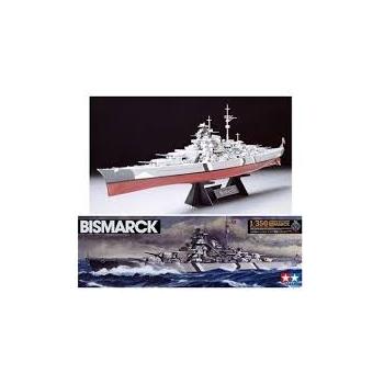 1/350 TAMIYA Bismarck