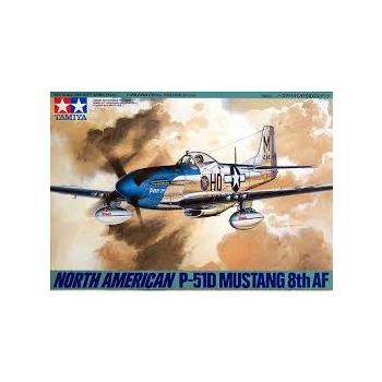 1/48 Tamiya - North American P-51D Mustang™ 8th Air Force