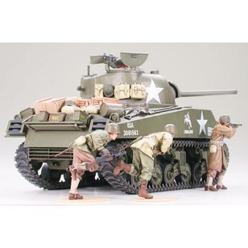 1/35 TAMIYA SHERMAN M4A3