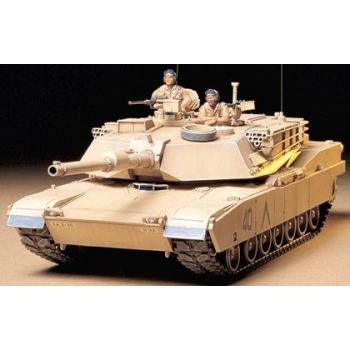 1/35 TAMIYA U S M1A1 ABRAMS 120MM DS