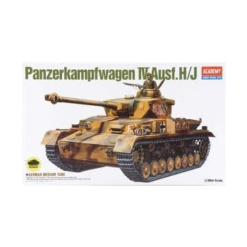 1/35 ACADEMY PANZER IV H/J