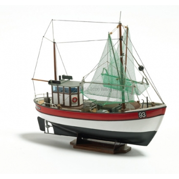BILLING BOATS PUITLAEV RAINBOW CUTTER 1:60
