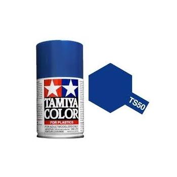 TAMIYA TS-50 Mica Blue spray