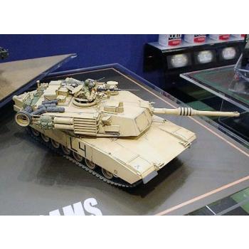 1/35 TAMIYA ABRAMS M1A2 120 MM