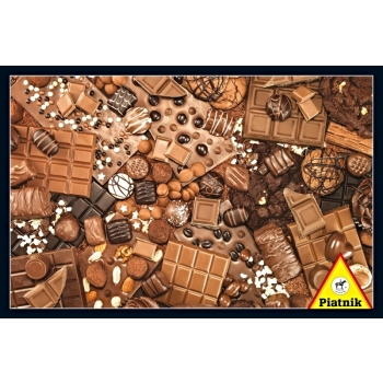 PUSLE CHOCOLAT PIATNIK 1000TK