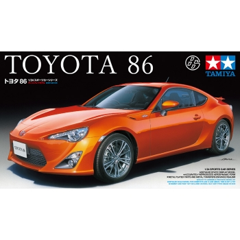 1/24 Tamiya - TOYOTA 86